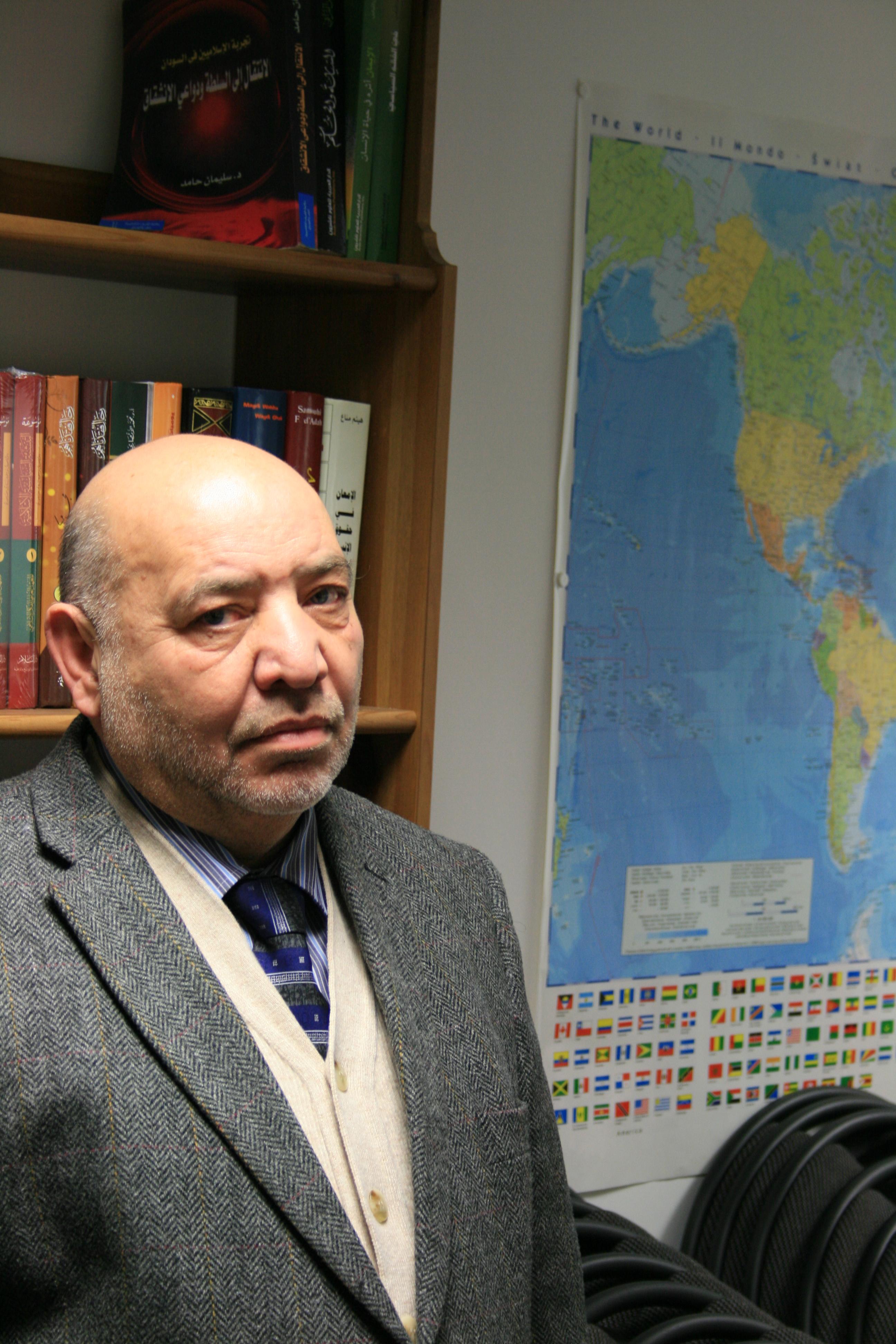 Tam Hussein