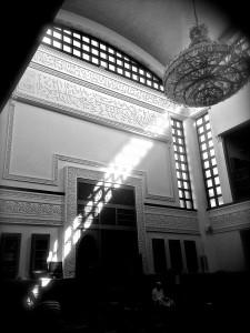 Al-Manar mosque Credit: Author